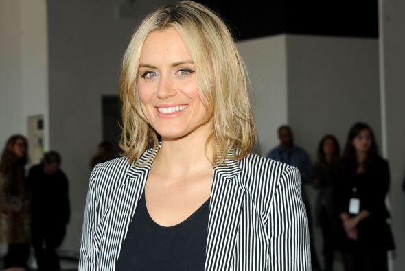 38. TAYLOR SCHILLING Otra revelación de Hollywood, la actriz de 2...