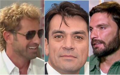 ¡Guerra de titanes! Gabriel Soto, Julián Gil y Jorge Salinas se pelean p...