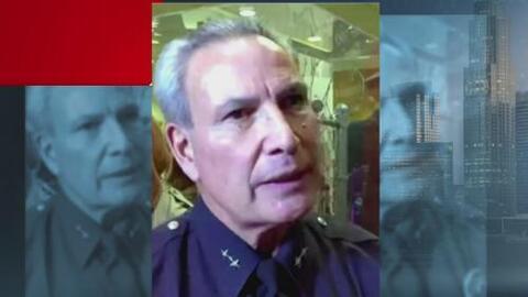 Mensajes racistas le cuestan el puesto al segundo oficial más importante...