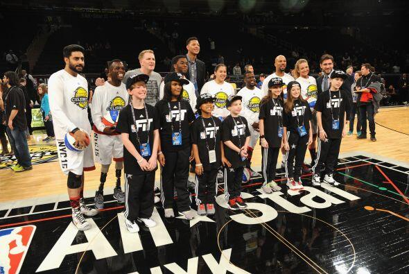 Robert Pera, Jesse Williams, Win Butler, Mo'Ne Davis, Spike Lee, Anthony...