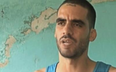 Autoridades cubanas impiden al disidente cubano Danilo Maldonado viajar...