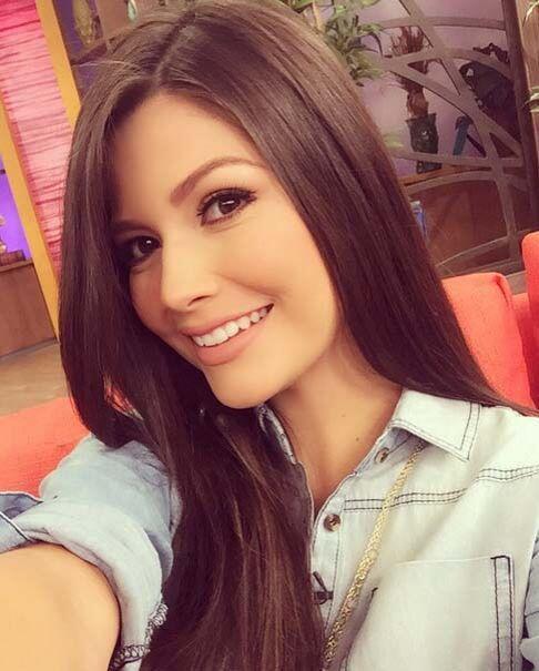 """Selfie mañanero en DespiertaAmérica, ¿c&oacut..."