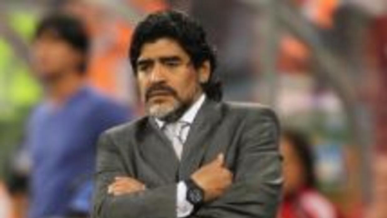 La guerrilla colombiana de las FARC llamó al futbolista argentino Diego...