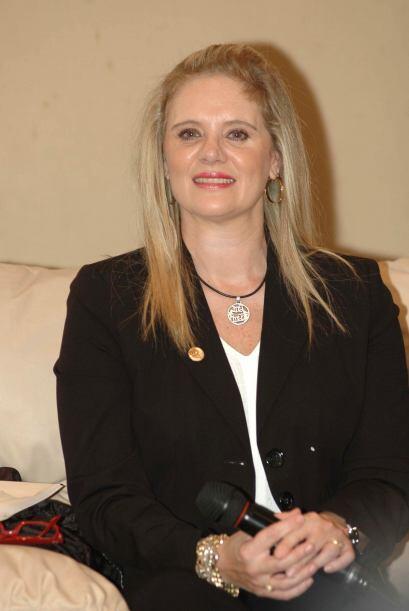Después de muchos castings el productor Nicandro Díaz se decidió por ella.