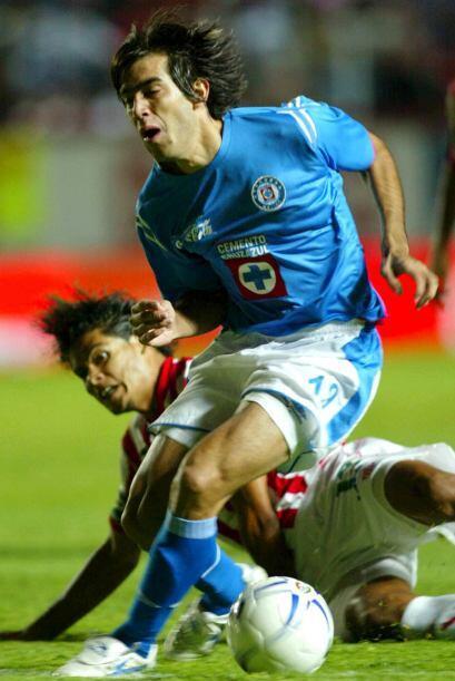 Ese mismo sábado, en el Victoria de Aguascalientes, fue Cruz Azul el que...
