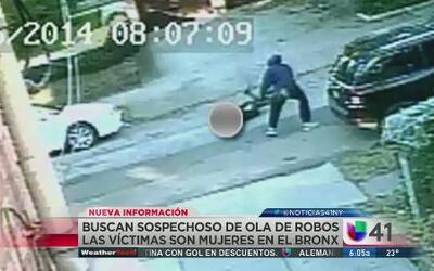 Hombre atacó a una anciana en El Bronx