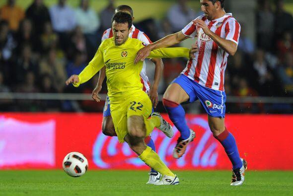 En duelo de equipos protagonistas en La Liga, Villarreal recibió al Atlé...