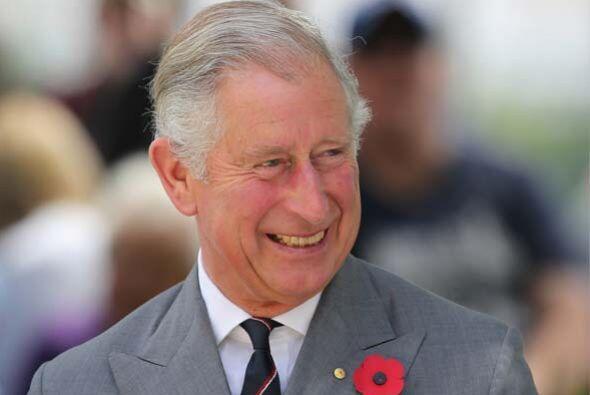 De quien seguro no lo sospechabas es del príncipe Carlos de Ingla...