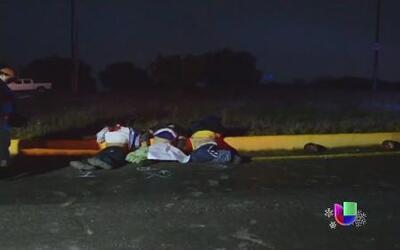 Hallan cinco cadáveres decapitados en Michoacán