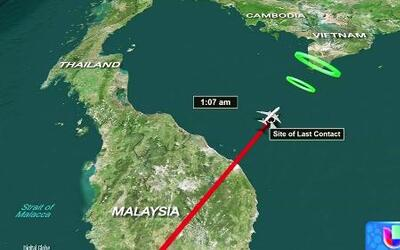 Nuevas teorías acerca de la desaparición del vuelo 370 de Malaysia Airlines