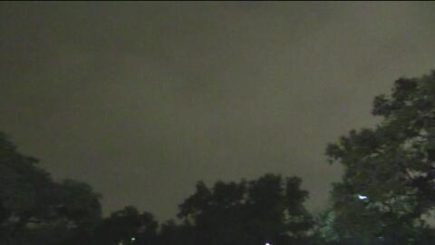 Alerta por tormentas severas en el centro de Texas