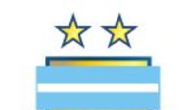 Logo de la Asociación del Fútbol Argentino (AFA) que representa a todos...