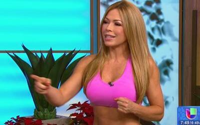 Claudia Molina mostró los errores que te impiden bajar de peso