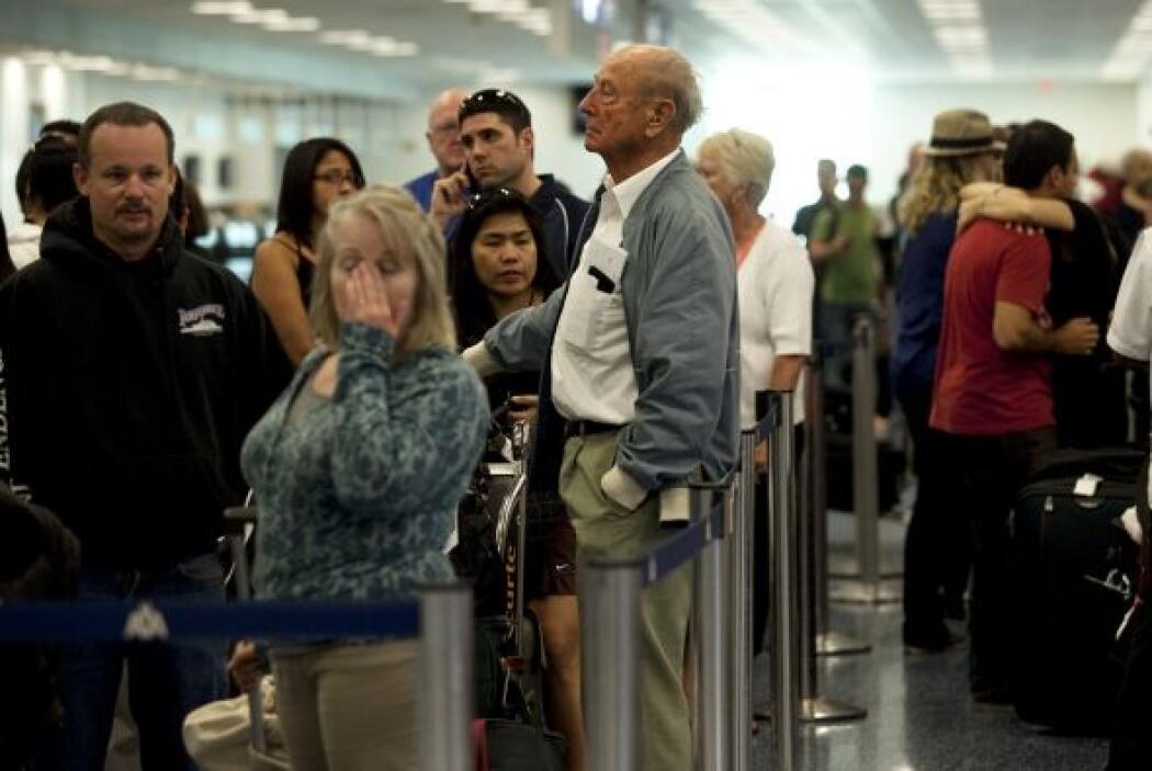 Los vuelos seguirán según su programación habitual, al igual que el serv...