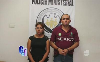 ¡Se dice que la mujer acusada de asesinar a Aldo Sarabia se casó y no co...
