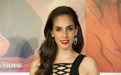 La rutina de belleza de Sandra Echeverría