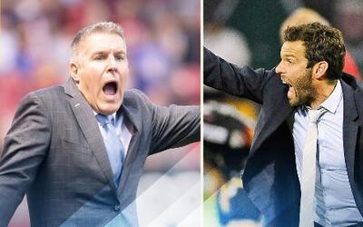 Mucho respeto entre los entrenadores de Sporting KC y DC United