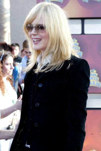 Nicole Kidman desapareció casi un año, pues se dedicó a cuidar su vida í...