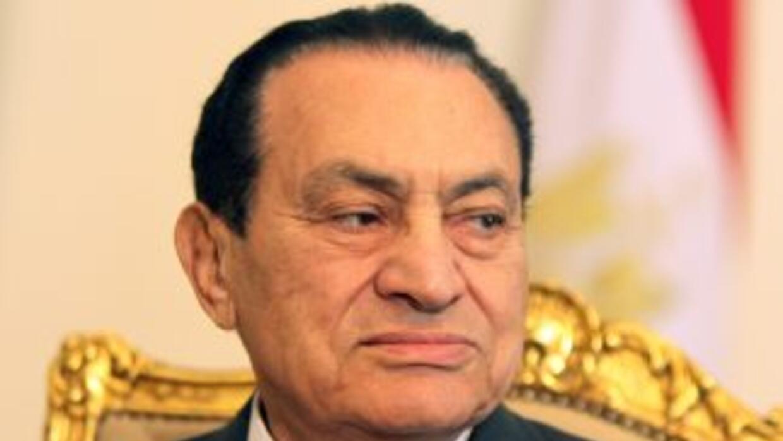 Mohamed Hosni Mubarak nació el 4 de mayo de 1928 en el pueblo de Kafr el...