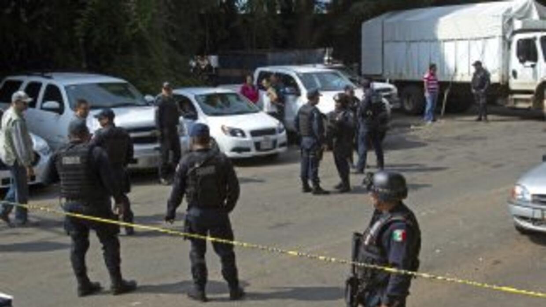 Los oficiales detenidos estarían implicados en el homicidio 3 estudiante...