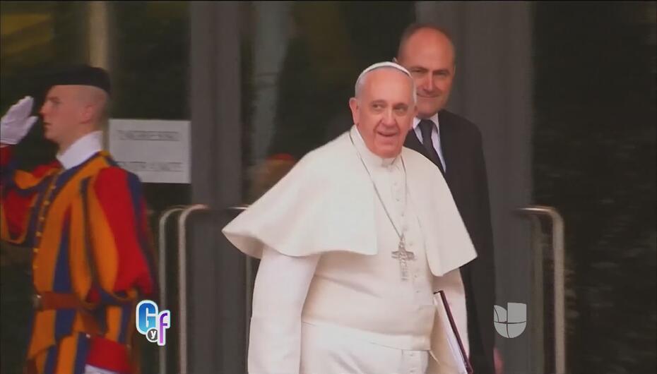 Ellos le cantarán al Papa Francisco