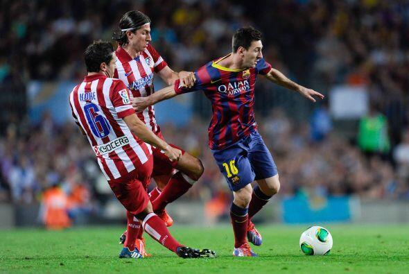 Pero Lionel Messi tampoco salió en su día, más por...