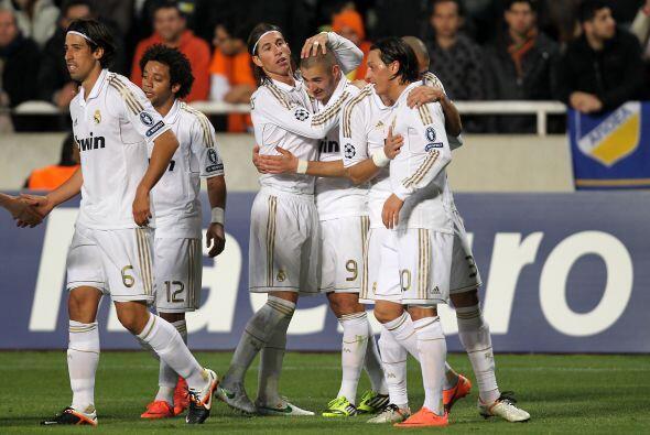 El Real Madrid quiere dar un paso más en el firme camino que está protag...