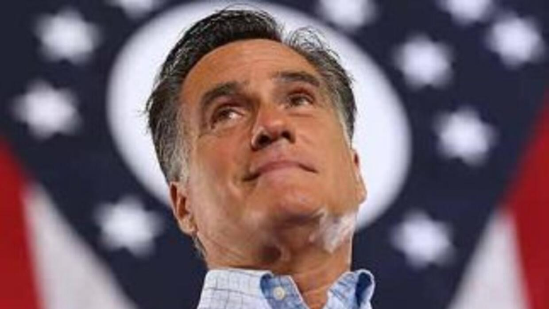 El 30 de agosto Mitt Romney dio su discurso de aceptación a la nominació...