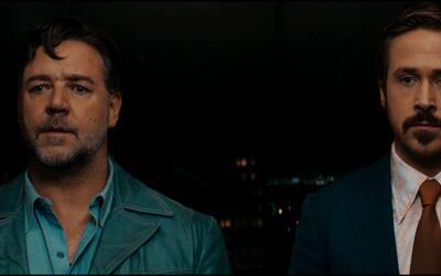 Ryan Gosling y Russell Crowe son 'The Nice Guys'