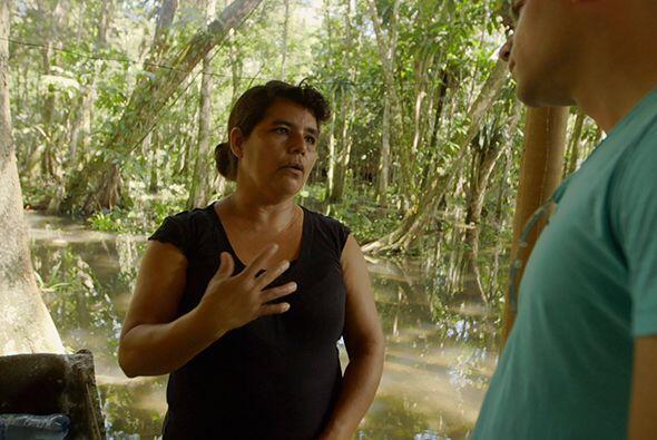 Por su parte, Vilma Araceli Tovar también le explicó al doctor Juan algu...