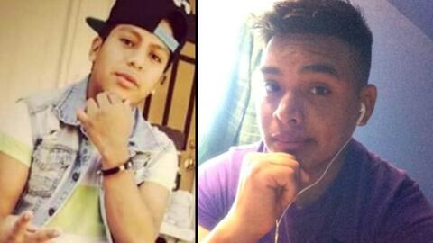 Juan Loja y Luis Lala perdieron la vida el sábado, cuando una ola...
