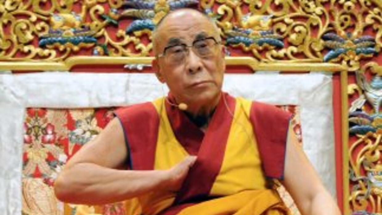 En septiembre, el Dalai Lama visitará México por tercera vez.