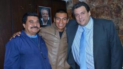 Robinson Castellanos: 'Me gustaría enfrentar a Nicholas Walters' (Foto:...