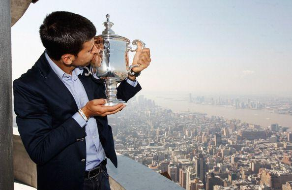 Djokovic acumula 64 victorias con dos derrotas, y un total de 10 t&iacut...
