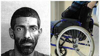 Sujeto imputado de quemar a hombre en silla de ruedas