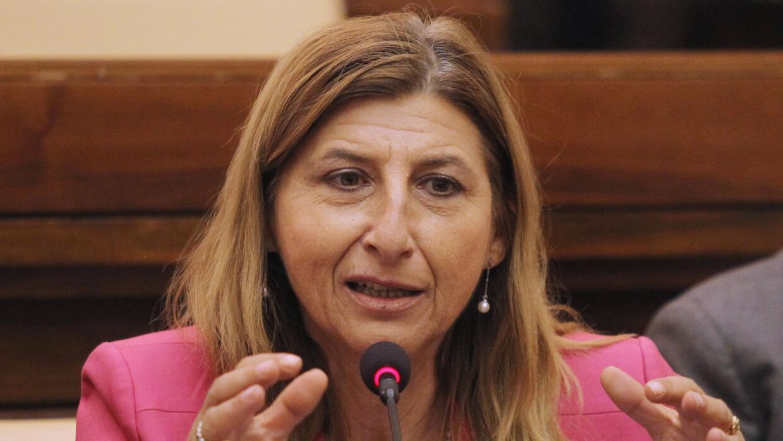 La alcaldesa de Lampedusa, Giusi Nicolini.