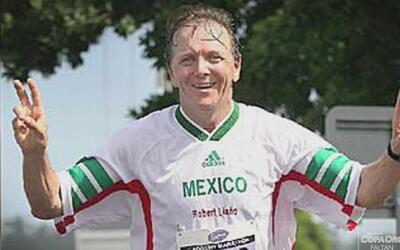 """Roberto Liaño, el mexicano que venció al cáncer y desafía al Everest: """"V..."""
