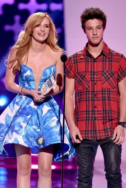 Bella Thorne y Cameron Dallas