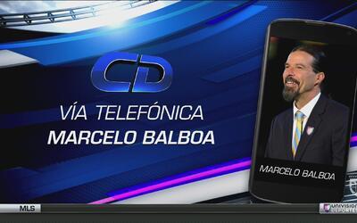 """Marcelo Balboa: """"Es un equipo fuerte el de la selección de Estados Unidos"""""""