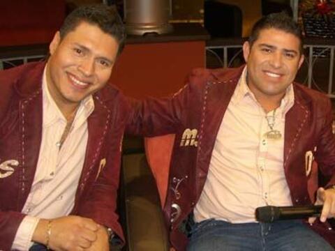 """Al show también llegan los integrantes de la """"Banda MS""""..."""
