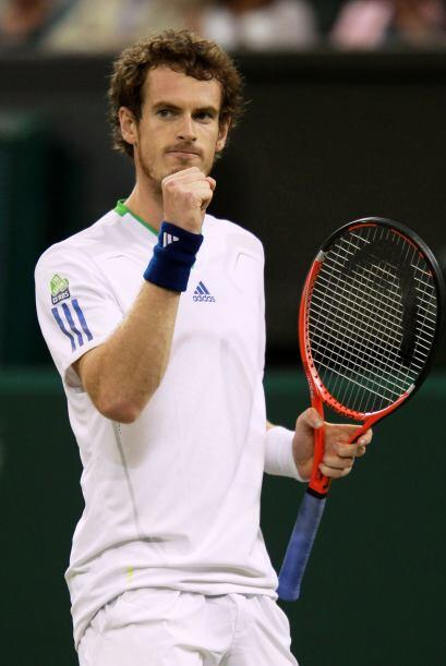 Murray eliminó al croata en cuatro sets por eliminó por 6-...