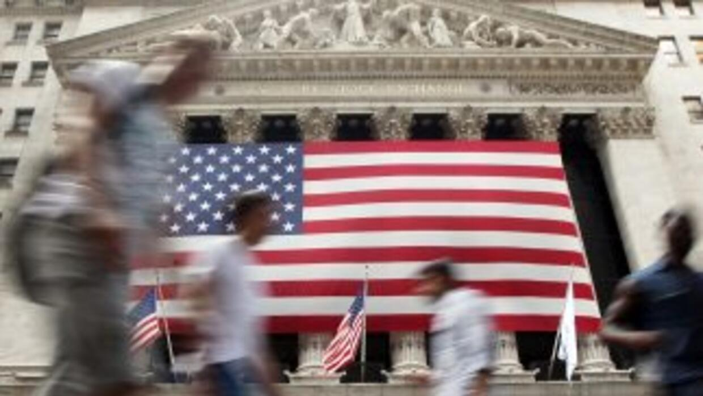 EEUU se vio envuelta en una recesión económica desde 2008.