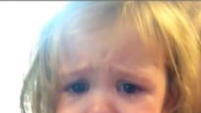 Bebita llora