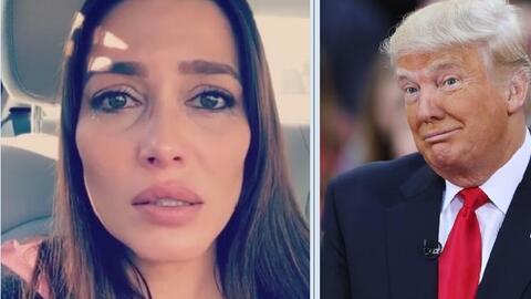 Una portada de Melania Trump le echa leña al fuego en México y Adriana F...
