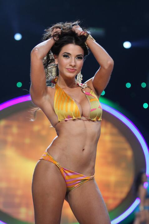 La puertorriqueña de 27 años que participó en el 2010 trae a la competen...