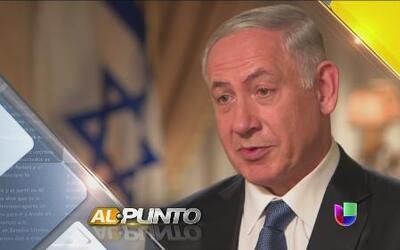 Jorge Ramos entrevista en exclusiva al primer ministro de Israel