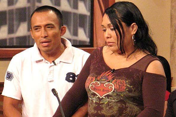 Hilario demandó a una mujer que llevó a su esposa con unos...