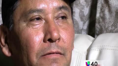 'No soy un criminal y así me trataron', dice un hombre hispano tras perm...
