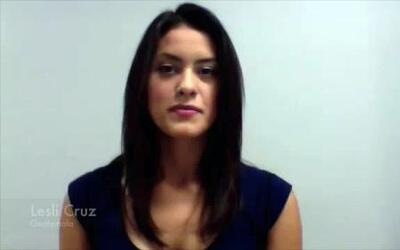 Lesli Cruz de Guatemala, participante Casting Virtual 2015