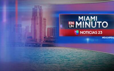 'Miami en un Minuto': este martes dictarán sentencia al joven cubano acu...